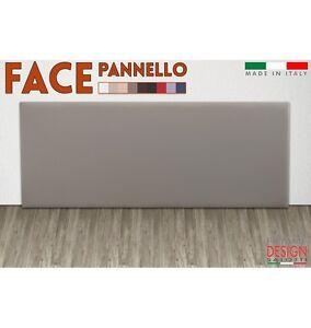 Pannello decorazione parete pareti testata letto ecopelle eco pelle ...