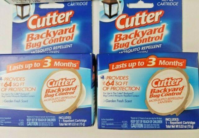Cutter Backyard Bug Control Mosquito Repellent Lantern ...