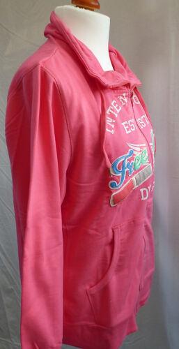 Femmes-sweatjacke taille 44 rose de Easy Life//sheego