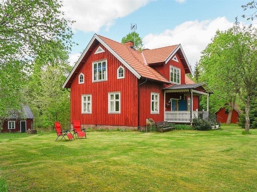 Sommerhus, Regioner:, Nybro S