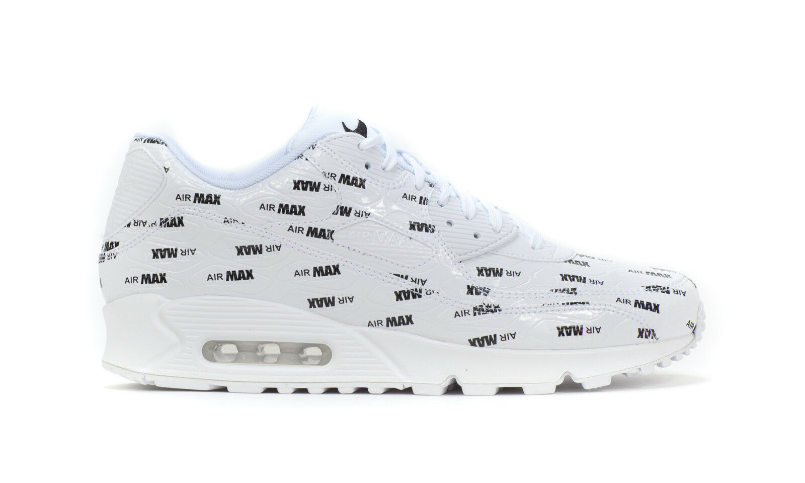 Nike Air Max 90 90 90 Premium ALL OVER LOGO 44 force/vapormax/dunk/jordan/1/95/97/270 e19dd1
