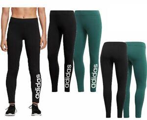 ADIDAS-WOMENS-ESSENTIALS-LEGGINGS-LEGGINS-JOGGERS-JOGGING-BOTTOMS-RUNNING-PANTS