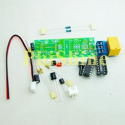 Remote Control Receiver Board Remote Control Electronic Production Suite DIY Kit