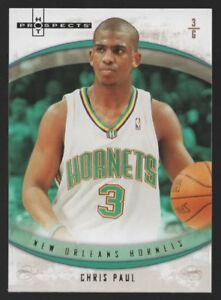 9ad771a752b Image is loading 2007-08-FLEER-HOT-PROSPECTS-46-CHRIS-PAUL