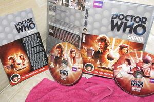 Doctor-Who-DVD-Shada-Tom-Baker-2-Disc-Set-BBC-Special-Edition-disp-24hrs