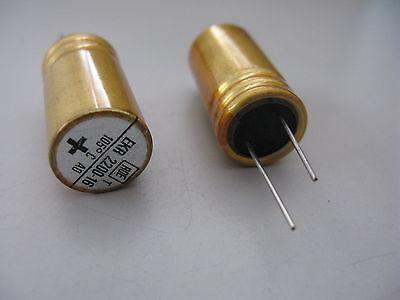 5x ELKO 2200uF, 16V, 105°C, Radial, RM7.5, Roederstein  (Lager A210)