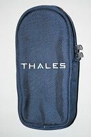 Magellan Thales Mobilemapper Cx Gps Zippered Carry Case With Belt Loop -