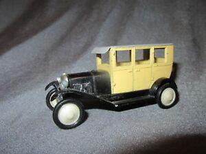 539f Rami Jmk 7f B2 Citroën 1925 Jaune Clair