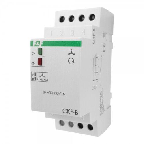 Netzüberwachung Relais Phasenüberwachung mit Spannungsasymetrieschwelle CKF-B