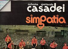RAOUL CASADEI ORCHESTRA disco LP 33 giri SIMPATIA made in ITALY 1974 ORIZZONTE