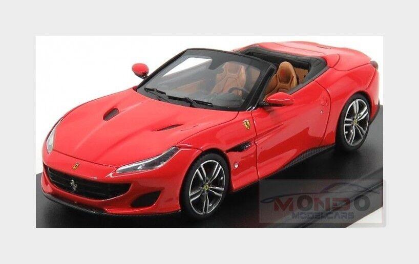 Ferrari rot scuderia portofino cabriolet auf 2017 rot looksmart 1 43 ls480sf