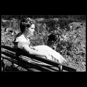 Photo F.007173 ROMY SCHNEIDER (SISSI) 1955