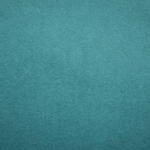 Bezugsstoff Polsterstoff Samt Samtstoff azur blau