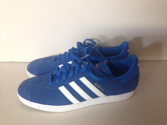 Hombre Adidas Azul Suede gacelas de talla 13 baratos zapatos de gacelas mujer zapatos de mujer 318c0d