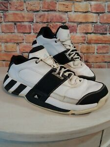 Details about Rare Adidas Gil Zero Low Gilbert Arenas Wizards Basketball Shoes Agent Zero Sz 9