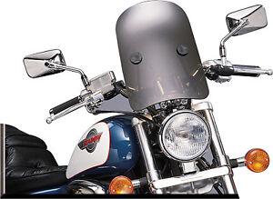 SLIPSTREAMER 2005-2011 Suzuki C50 Boulevard HD-3 TOMBSTONE W/S DARK SMOKE W/BLAC
