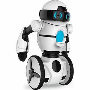 WowWee-MiP-Robot-RC-Robot-Ages-8-White-Toy-Boys-Girls-Fun-Happy-Gift-Play