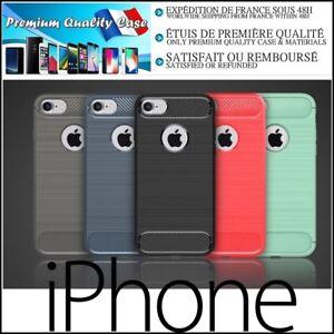Details about Outer cover case carbon fiber fiber tpu case cover iphone 5s, 6 7 6s se- show original title