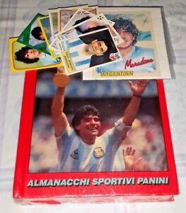 Stickers, albums, sets Verzamelingen MARADONA Diego Armando Napoli Argentina Calciatori Panini SCEGLI figurina velina