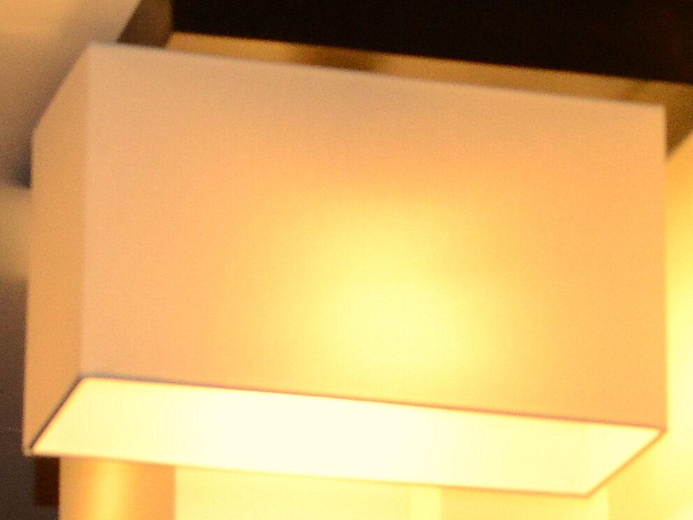Applique da parete lampada milano bw1 luce per led led led