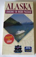 Nip Vhs Movie: Alaska: Cruising The Inside Passage