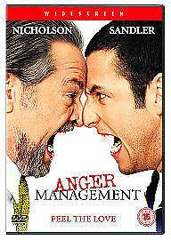 Anger Management (DVD, 2003)