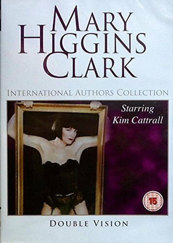 1 of 1 - Mary Higgins Clark - Double Vision (DVD, 2004) New and Sealed