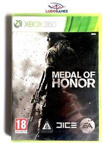 Medal-of-Honor-Xbox-360-Nuevo-Precintado-Retro-Sealed-Brand-New-PAL-SPA