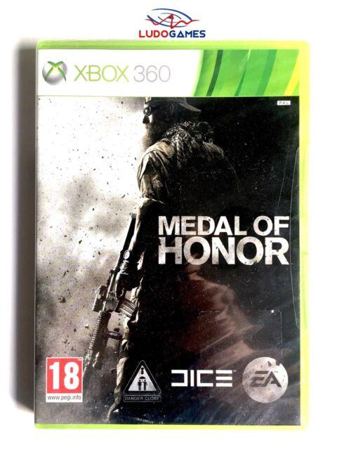 Medal of Honor Xbox 360 Nuevo Precintado Retro Sealed Brand New PAL/SPA