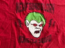 Vintage New Found Glory NFG T Shirt Size Large L Rare Scooby Doo Monster Squad
