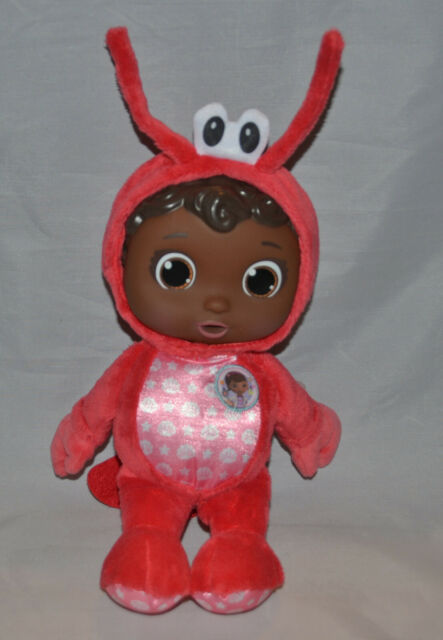 Gently Used Doc Mcstuffins Lil Nursery Pals Little Lobster