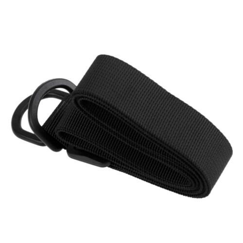 Multifunctional High Strength Nylon Webbing Strap with Buckle 125cm 25mm