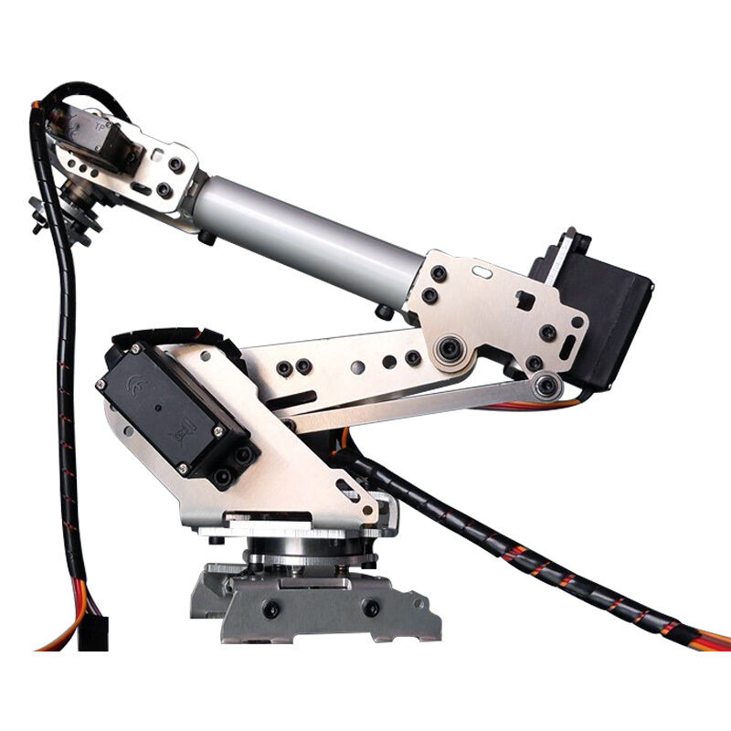 ACCIAIO Inossidabile 6-Axis Braccio Robotico ABB modelloLO uomoIPOLATORE uomoIPOLATORE uomoIPOLATORE con MG996R MG90S serovs d9ffdd