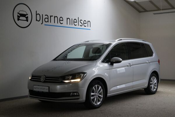 VW Touran 1,5 TSi 150 Highline DSG 7prs billede 0