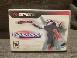 VIRTUA-TENNIS-Sega-Professional-for-Nokia-N-Gage-North-American-Version-COMPLETE