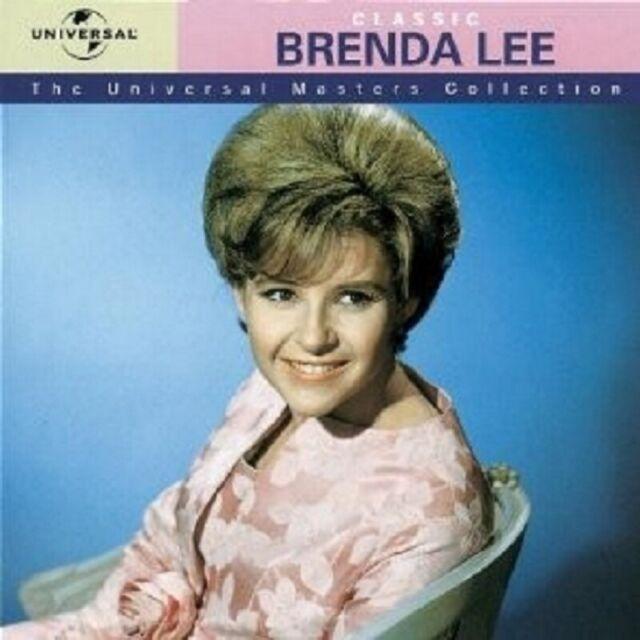 "BRENDA LEE""UNIVERSAL MASTERS COLLECTION"" CD NEU"
