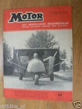 MO6308-DEWEY BRYAN USA AIRBIKE 3-WHEELER,MIEL ROBBE BSA GOLDSTAR SPECIALIST,