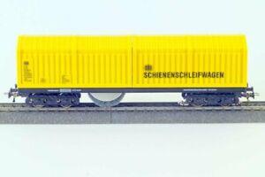 Lux-9131-Schienenschleifwagen-fuer-Gleichstrom-m-SSF-09-analog-digital-Fabrikneu