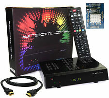 New Dreamlink T5 HD Receiver FTA MPEG-4 includes DL200 8PSK + HDMI Cable Jynxbox