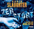 Zerstört von Karin Slaughter (2010)
