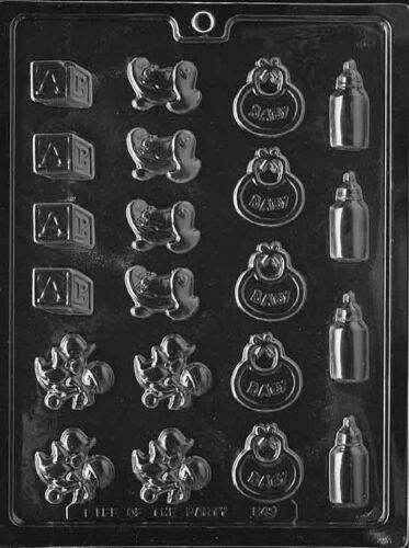 Attractive Baby Shower Candy Molds Collection On EBay!