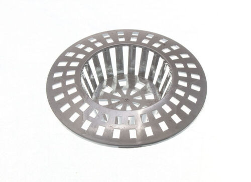 Stops Clogging Catch Parcel Of 1 x Sink Basin Strainer Hair Trap Snare