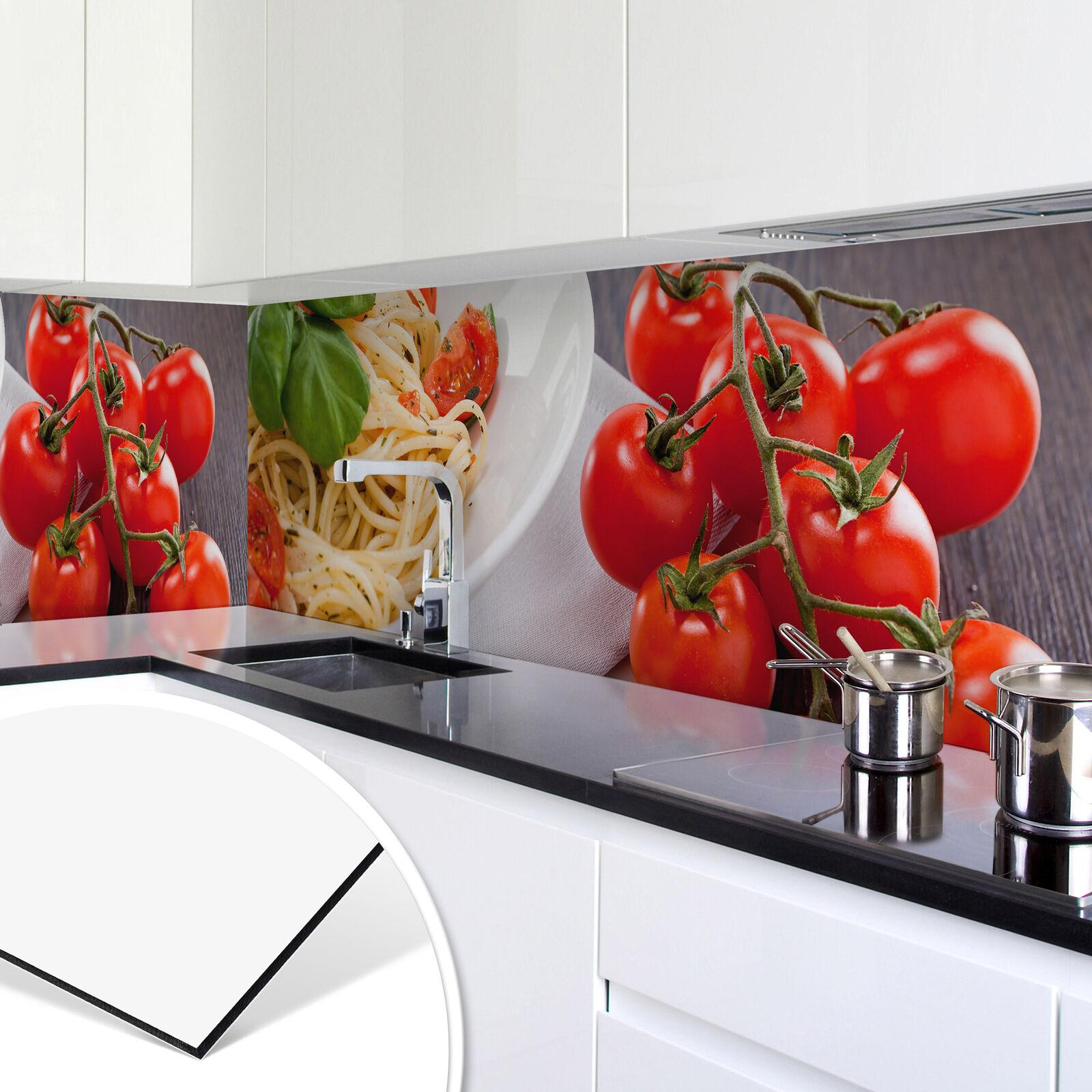 Cuisine Mur Arrière-Alu-Dibond-PASTA ITALIANO anti-projections CUISINE DECO IMAGE
