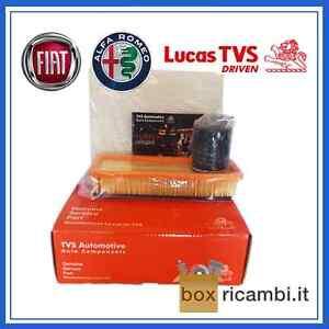 KIT-FILTRI-ALFA-ROMEO-MITO-1-4-8V-51-KW-BENZINA-LUCAS-FILTERS