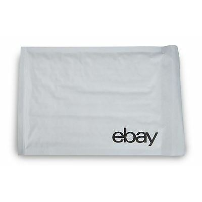 eBay Branded Packaging Printed Bubble Padded Bag Postal Envelope 200 x 260mm
