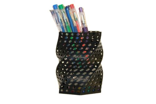 Storage pencil pots desk organisers for a tidy office