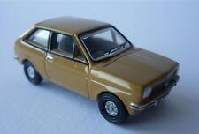 Nice 1/76 Ford Fiesta MK1 Nevada Beige Scale 1/76 Oxford Diecast Swansea Wales