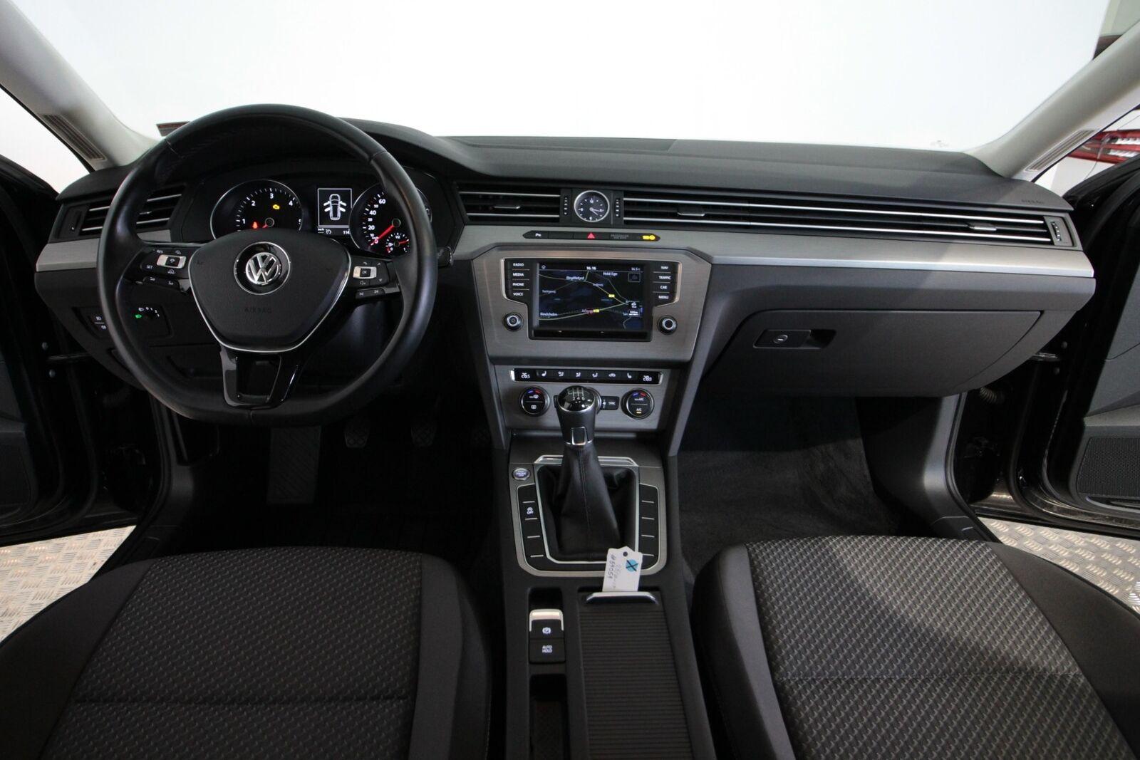 VW Passat TDi 120 Trendl. Variant
