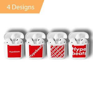 AirPod Case Skin Sticker - Supreme Hypebeast Spoof Airpods Wrap | EBay