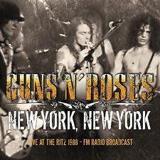 GUNS N ROSES New Sealed 2017 UNRELEASED 1988 LIVE CONCERT CD